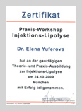Praxis-Workshop Injektions-Lipolyse