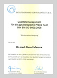 Qualitaetsmanagement DIN EN ISO 9001:2008